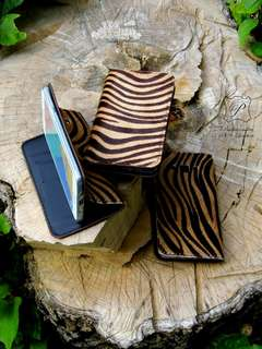 Samsung A7 手機套 手工皮革 Handmade Leather phone case