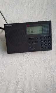 Portable Radio - Radio Shack AM/SW/FM