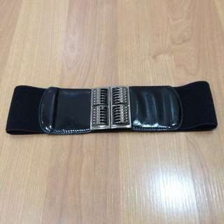 New:Belt expandable in black