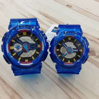 G-SHOCK COUPLE MEN WOMEN WATCH