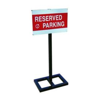 Reserved Parking Stand (Item No:F14-31)