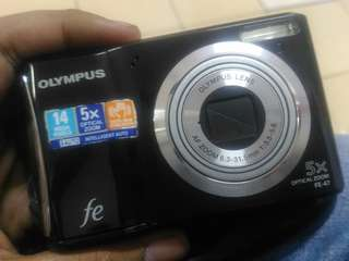 Pocket Camera Olympus FE-47