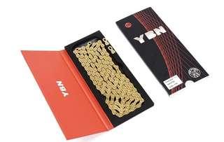YBN Gold Chain 10 speed