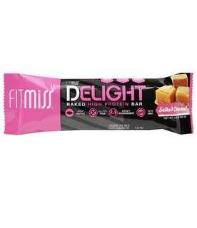 大割價 big sales 健身必備 增肌減脂 減肥食品 Fitmiss salted caramel Protein bar 焦糖蛋白條 蛋白棒 energy bar