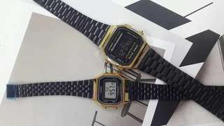 Casio couple watch (original)