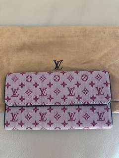Authentic (New) Louis Vuitton Int'l Monogram Long Wallet