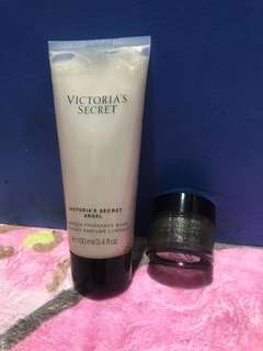 Victoria's Secret Fragrance Wash & Fragrance Shimmer Gel