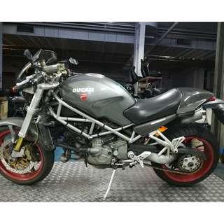 Ducati Monster 996 S4R 2003