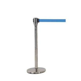 Retractable Q-UP Stand - QP33B (Blue)