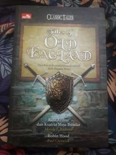 Tales of Old England Novel