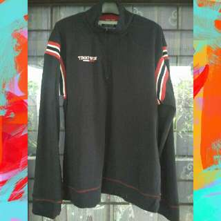 Half Zipper Tommy Sport