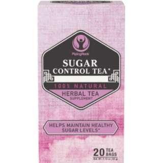 Sugar Control Herb Tea w/ Mulberry Leaf, 20 Tea Bags