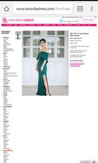Pre loved Gown