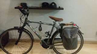 Stoke touring bicycle from swiss