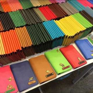 (開放預購中)泰國 客製化 護照套 鑰匙圈 後背包 行李吊牌(9月出貨)