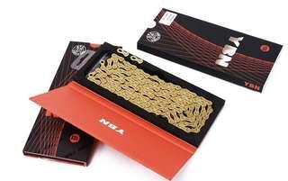 YBN Gold Chain 11speed