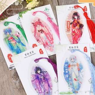 Date A Live Bookmarks