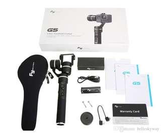 G5 3-AXIS HANDHELD GIMDAL