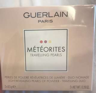 Guerlain meteorities travelling pearls