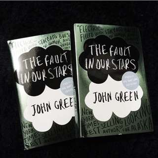 The Fault In Our Stars Product for Awesomeness Exclusive (LIMITED EDITION HARDBACK)