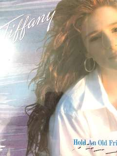 Tiffany - Hold An Old Friend's Hand Lp