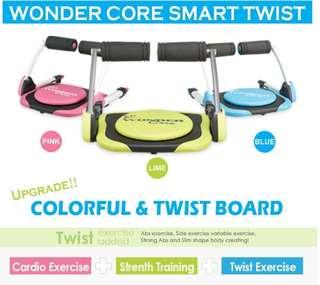 BN JML Wonder Core Twist (Pink)