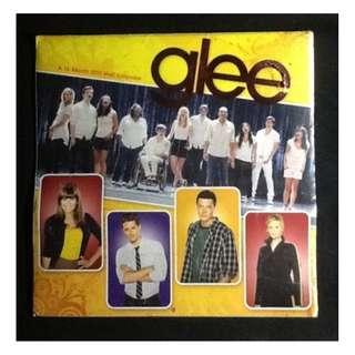 GLEE Calendar Poster 2012