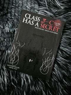 Class 3c has a secret volume 2