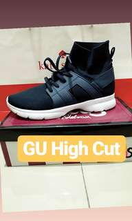 GU High Cut Rubber shoes