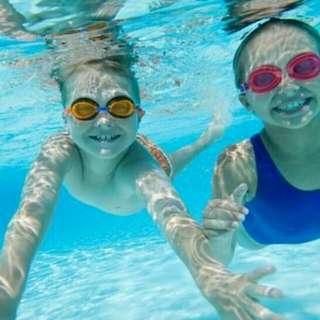 私人游泳教練
