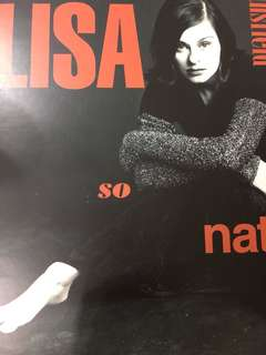 Lisa Stansfield - So Natural Lp