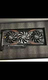 【GIGABYTE 技嘉】GeForce GTX 1070TI GAMING 8G