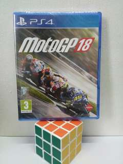 PS4 Games - MotoGP 18