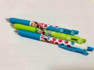 Sarasa 原子筆 日本版 不二家牛奶妹香味原子筆 0.5mm