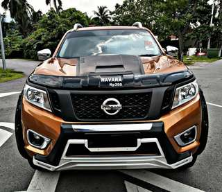 SAMBUNG BAYAR/CONTINUE LOAN  NISSAN NAVARA NP 300 2.5 AUTO YEAR 2017 MONTHLY RM 1353 BALANCE 8 YEARS 5 MONTHS ROADTAX AUGUST 2018 MILEAGE LOW LEATHER SEAT TIPTOP CONDITION  DP KLIK wasap.my/60133524312/navara