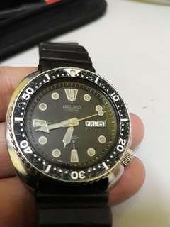 Seiko turtle 6309-7040