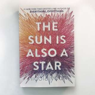 The Sun Is Also A Star (Buku Import English)