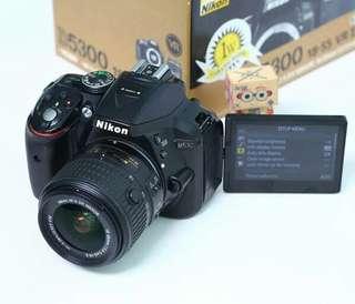 Camera Nikon D5300 Promo Cicilan 0%