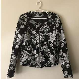 H&M Floral Jacket