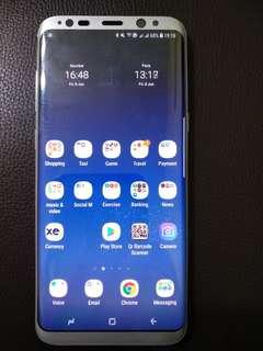 SAMSUNG S8+ 6gb/128gb Blue set