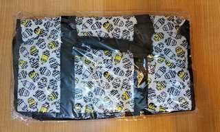 日本直送-Minions壞蛋獎門人旅行袋