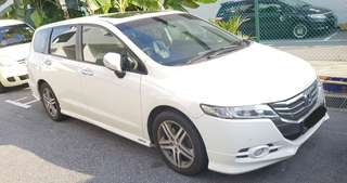 Honda Odisey Rb3