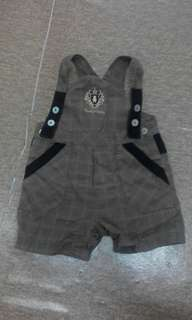 Trudy teddy overall