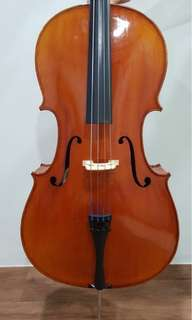 Cello 3/4 Size For Sale