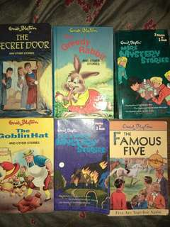Enid Blyton Collection: Mystery Novels and more