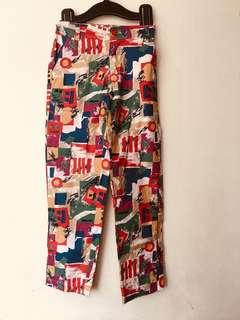 Printed Pants 5-7 years old