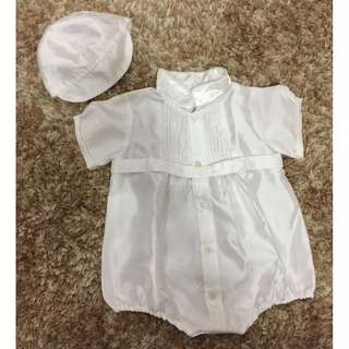 Baptism Outfit - Boy