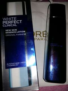 L'Oreal Paris White Perfect Clinical New Skin Essence Lotion Treatment