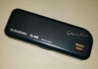 Suzuki G-48W Grégoire Maret Signature Harmonica in perfect condition