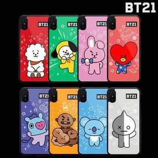 BT21手機殼(訂購)